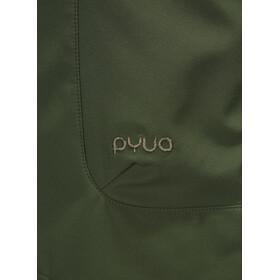 PYUA Tarmac-Y Shorts Herrer, rifle green